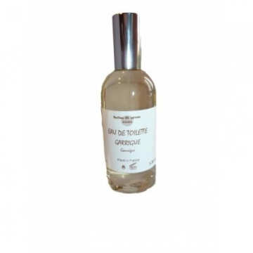 Eau de toilette Garrigue